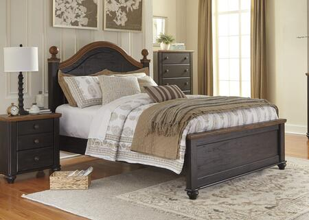 Milo Italia BR336QPBEDROOMSET Dalton Queen Bedroom Sets