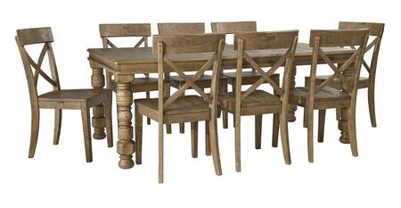 Signature Design by Ashley D659ET8C Trishley Dining Room Set