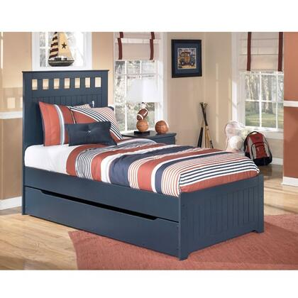 Signature Design by Ashley B10351526082B10011 Leo Series  Twin Size Panel Bed
