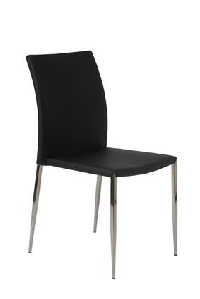 Euro Style 02348BLK  Dining Room Chair