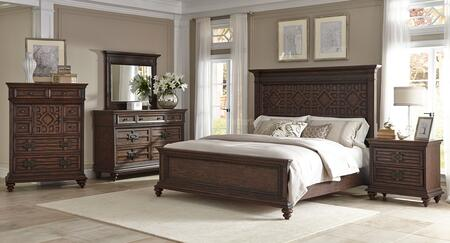 Klaussner 799KPBDMNC Palencia King Bedroom Sets