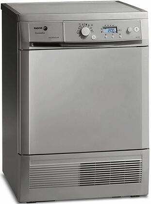 """Fagor SFA8CEX 23 2/9"""" Electric  Electric Dryer with  