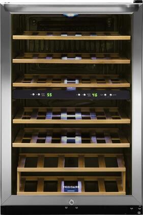 "Frigidaire FFWC38F6LS 21.5"" Freestanding Wine Cooler |Appliances Connection"