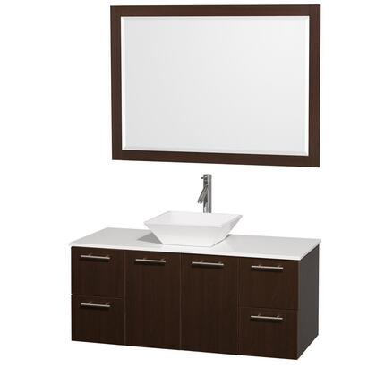 Wyndham Collection WCR410048ESWHD28WH