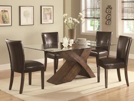 Coaster 103051SET5 Nessa Dining Room Sets