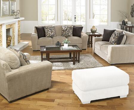 Jackson Furniture 44873PCSTLARMKIT1P Prescott Living Room Se