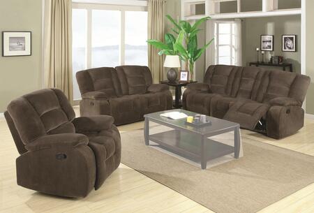 Coaster 6009913PC Charlie Living Room Sets