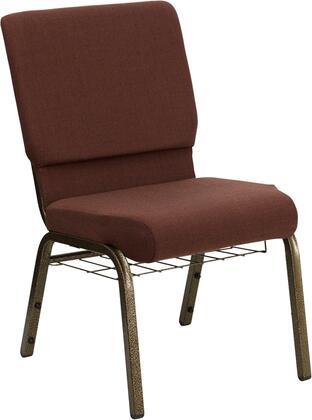 Flash Furniture FDCH02185GV10355BASGG Hercules Series Fabric Metal Frame Accent Chair