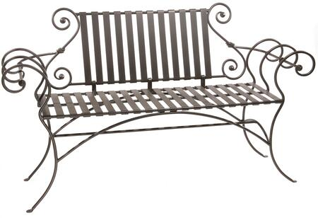 Stone County Ironworks 901031  Bench