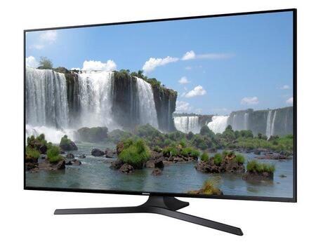 Samsung J J6300 Series Smart LED TV with Quad Core Processor, Full Web Browser, Anynet+, Eco Sensor and DTS Premium Sound 5.1