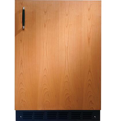 "GE Monogram ZIFI240PII 24""  Panel Ready Compact Refrigerator with 5.4 cu. ft. Capacity"