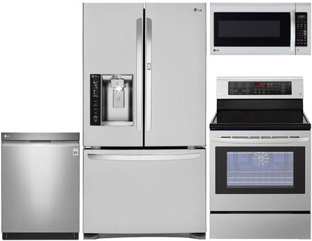 LG 386053 Kitchen Appliance Packages