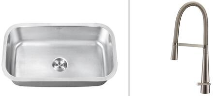 Ruvati RVC2494 Kitchen Sink