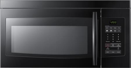 Samsung Appliance SMH1611B 1.6 cu. ft. Capacity Over the Range Microwave Oven