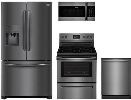 Frigidaire 811488 Gallery Kitchen Appliance Packages