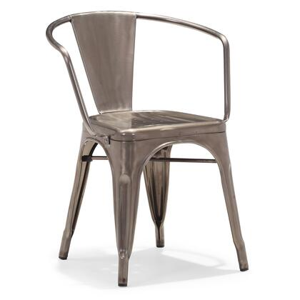 Zuo 108140SET Elio Dining Room Chairs