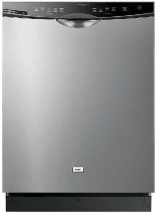 "Haier DWL3225SDSS 24"" Built In Full Console Dishwasher"