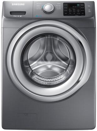 Samsung Washer WF42H5200AP, Samsung Stainless Platinum Washer