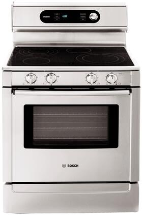 "Bosch HES7282U 30"" 700 Series Electric Freestanding"