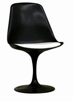 Wholesale interiors DC211BBLACK  Accent Chair