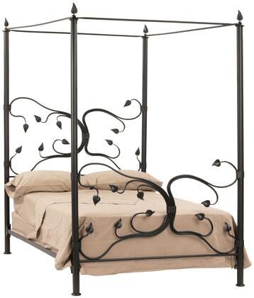 Stone County Ironworks 900796  Queen Size Canopy Bed