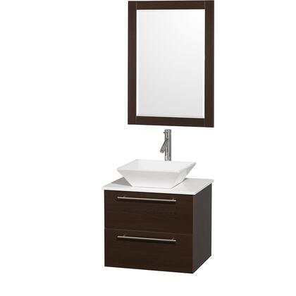 Wyndham Collection WCR410024ESWHD28WH