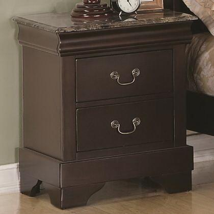 Coaster 201982 Louis Philippe Series  Wood Night Stand