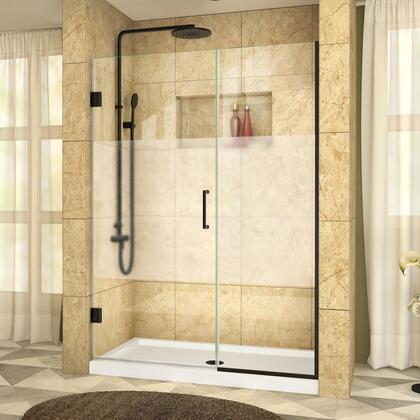 UnidoorPlus Shower Door RS39 30 22IP 09 B HFR