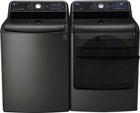 LG 751920 TurboWash Washer and Dryer Combos