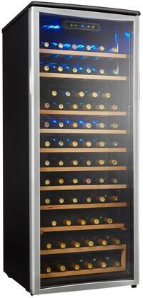 "Danby DWC106A1BPDD 23.94"" Freestanding Wine Cooler, in Stainless Steel"