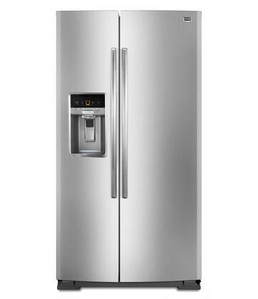 Maytag MSB27C2XAM Freestanding Side by Side Refrigerator