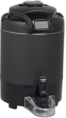 Bunn-O-Matic 42750005x 1.5 Gal Thermofresh Digital Sight Gauge Portable Server No Base, Vacuum Insulated, Digital Count Up Timer, Brew-through Lid, Fast Flow Faucet, in