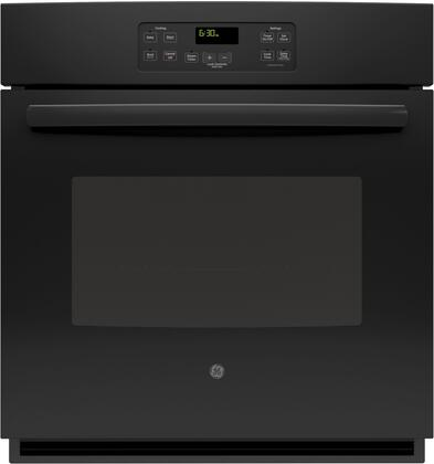 "GE JK1000DF 27"" Star-K Certified Built-In Single Wall Oven with 4.3 cu. ft. Capacity, 2 Heavy Duty Racks, Ten Pass Bake Element, Delay Bake, and Electronic Touch Controls, in"