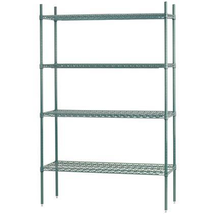 Green Epoxy Shelf