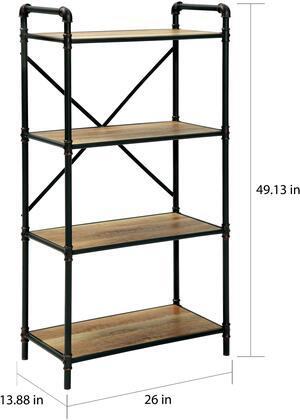 Furniture of America Olga Collection CM-AC913X Display Shelf with 3 ...