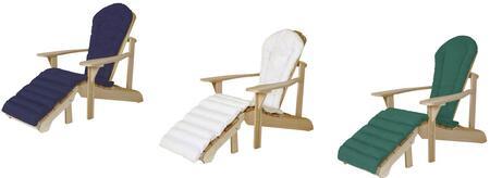All Things Cedar CCO21 Adirondack Chair + Ottoman Cushion