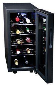 "Koolatron KWCT10BN 9.8"" Wine Cooler"