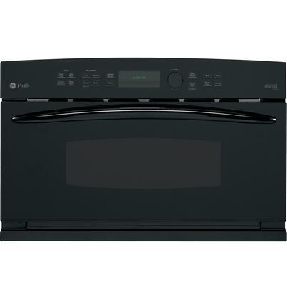 GE PSB1200NBB Single Wall Oven, in Black
