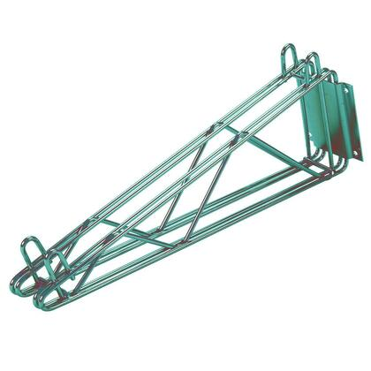 18 inches Green Double Bracket