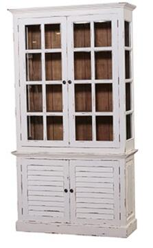 Bramble 25743 Cottage Series Freestanding Wood None Drawers Cabinet