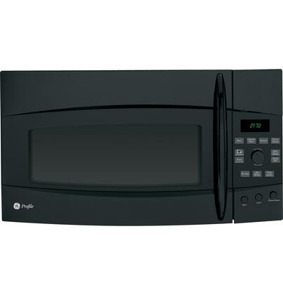 GE PVM2170DRBB 2.1 cu. ft. Capacity Over the Range Microwave Oven |Appliances Connection