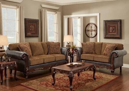 Chelsea Home Furniture 198603WCSL Sheila Living Room Sets