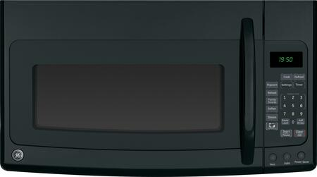 GE JNM1951DRBB 1.9 cu. ft. Capacity Over the Range Microwave Oven |Appliances Connection