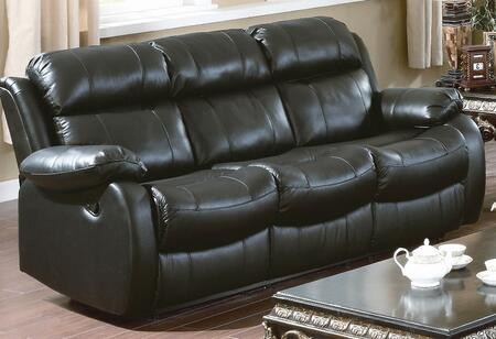 Yuan Tai WE9918SBK Weston Series Sofa Leather Sofa