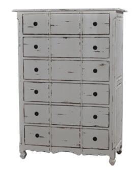 Bramble 24262 Provence Series Wood Dresser