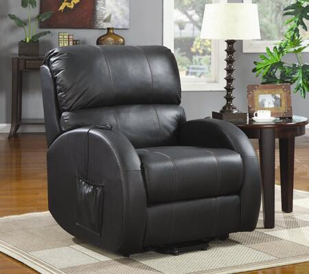Coaster 600416 Casual Wood Frame  Recliners