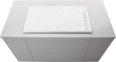 Frigidaire FGEC3665KW Gallery Series Electric Cooktop, in White