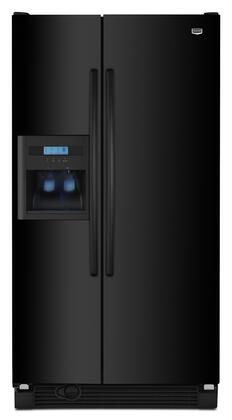 Maytag MSD2553WEB Freestanding Side by Side Refrigerator