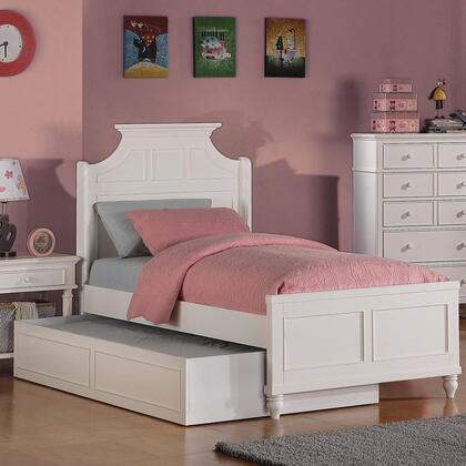 Coaster 400480T Daisy Series  Twin Size Platform Bed