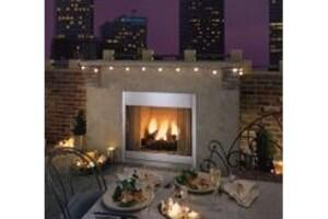 Monessen ODGR500PV  Vent Free Propane Fireplace